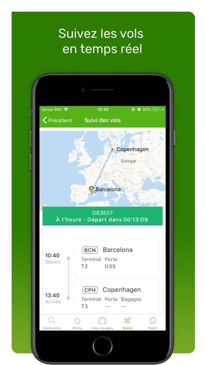 Go Voyages: Vols Pas Chers screenshot-4
