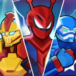 Robot Super: Boxing Games