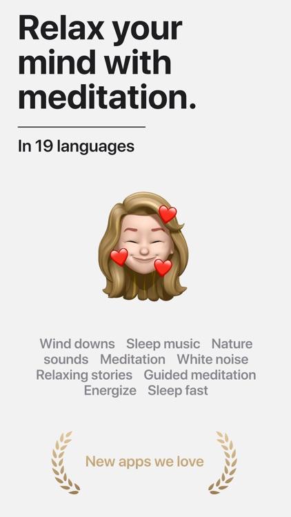 Sleep Meditation & Mindfulness screenshot-3