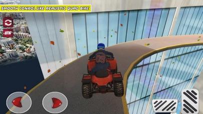 ATV Impossible Track City screenshot #1