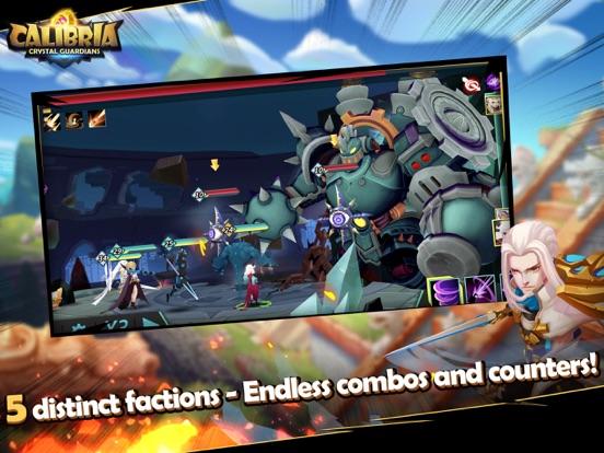 Calibria: Crystal Guardians для iPad
