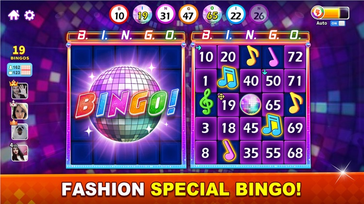 Bingo! Live Story Bingo Games screenshot-2