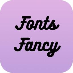 Fonts Fancy