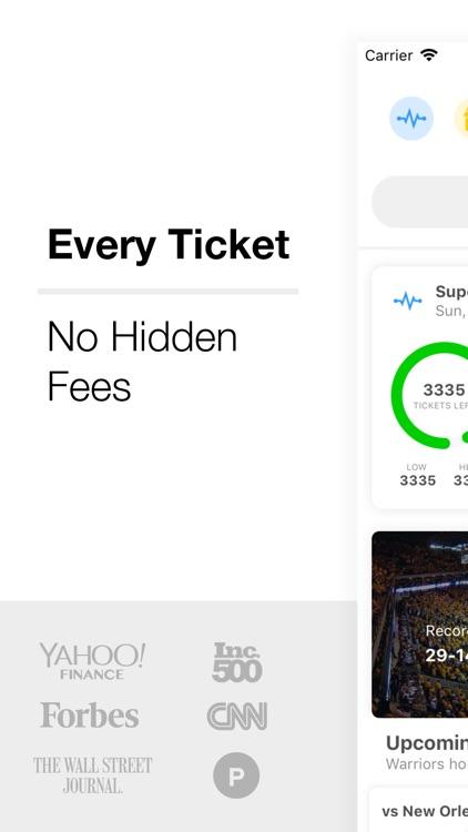 TickPick | No Fee Tickets