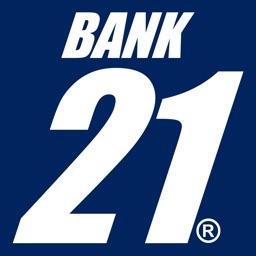 Bank 21 Mobile Banking