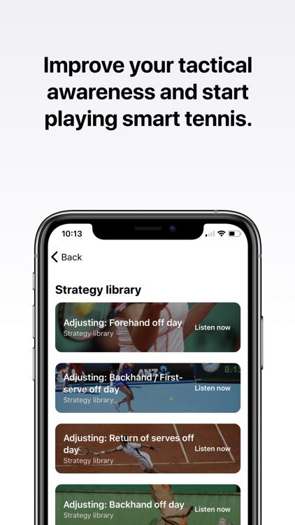 Apeak Tennis screenshot-4