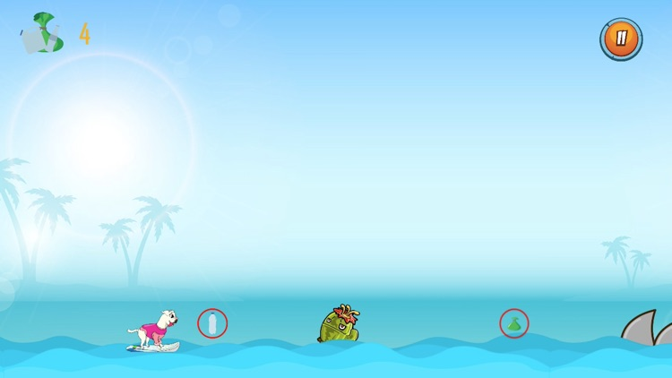 Surf Gidget the Pug screenshot-2