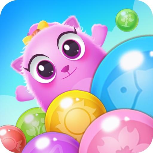 Bubble Cats- Cute Bubble game