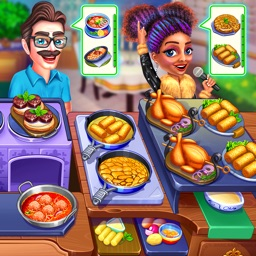 Cooking Express 1 Cooking Game