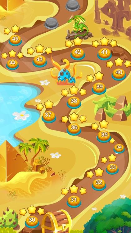 Dragon Bubble Fun screenshot-6
