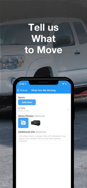 Goshare Deliver Move Haul On The App Store