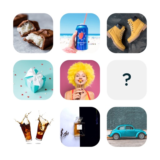 Brand Quiz: Pics and Logos icon