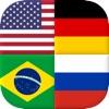 世界のすべての国旗 : 地図と首都 - iPadアプリ