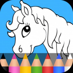 Coloring & Play with Animals