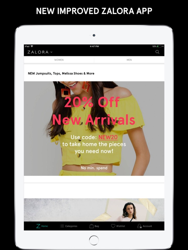 ZALORA - Fashion Shopping on the App Store e1162e47ee