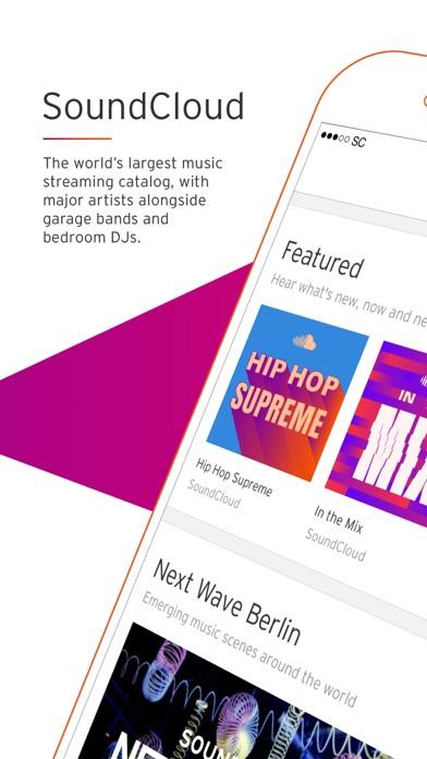 SoundCloud - Music & Audio - AppRecs