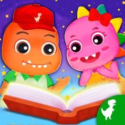 Dinosaur Storybook for Kids