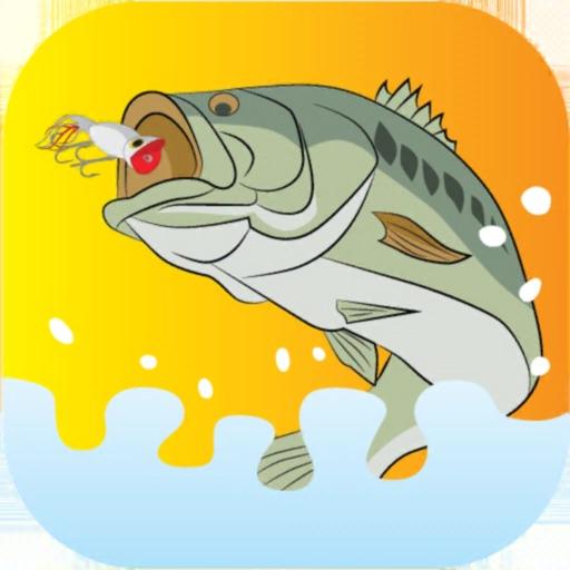 Poppin Bass Fishing Game