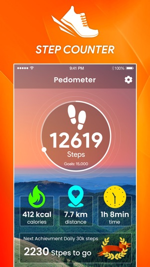 Pacer Pedometer - Step Tracker on the App Store