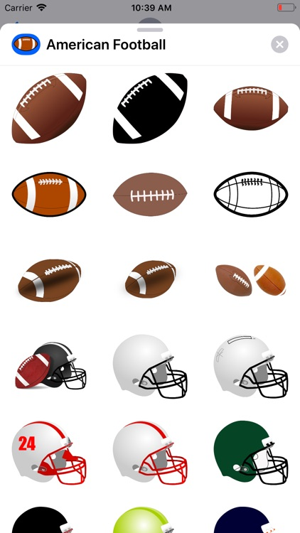 North American Football
