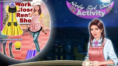 Needy Girl Daily Activity screenshot #1