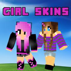 Best Girl Skins for Minecraft