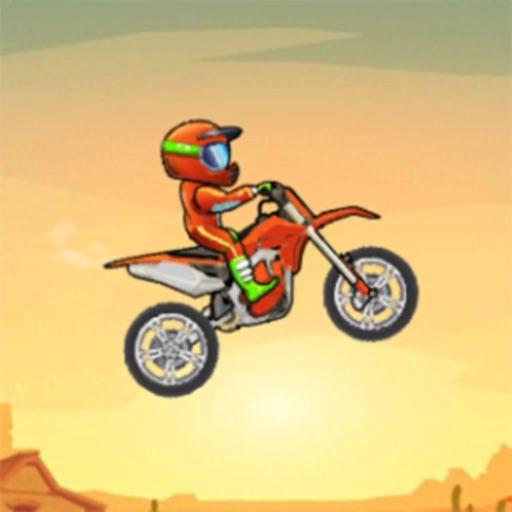 Moto XM hill Bike Racing