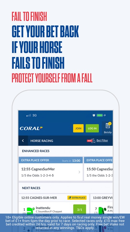 Coral Sports Betting & Casino screenshot-4