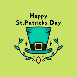 St Patrick's Day Stickers !!