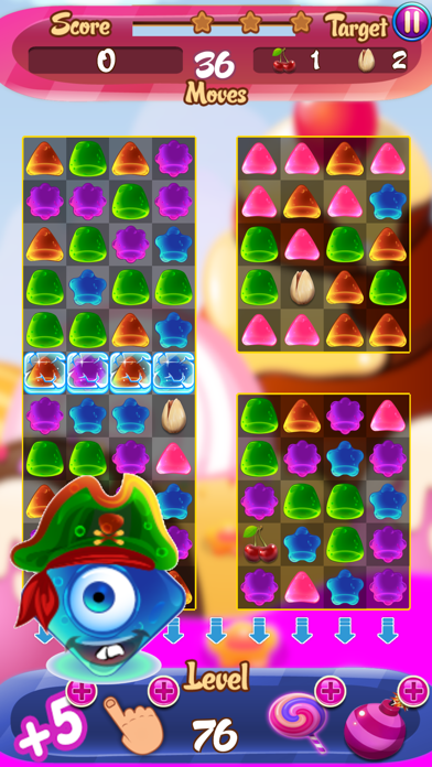 kelakika Candy Match screenshot three