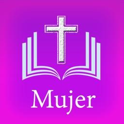 Santa Biblia para la Mujer KJV