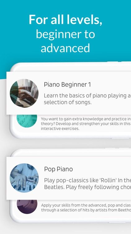 Skoove: Learn to Play Piano screenshot-8