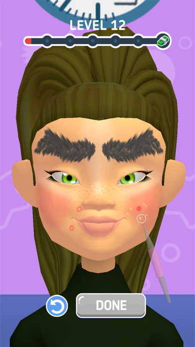 Perfect Makeup 3D screenshot 2