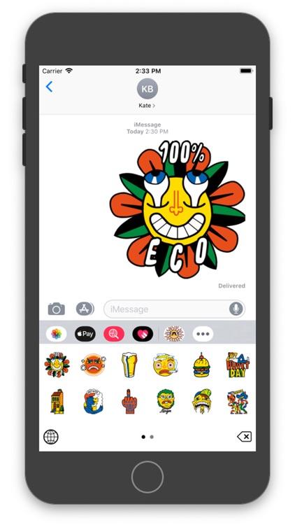 The Found Emoji Project