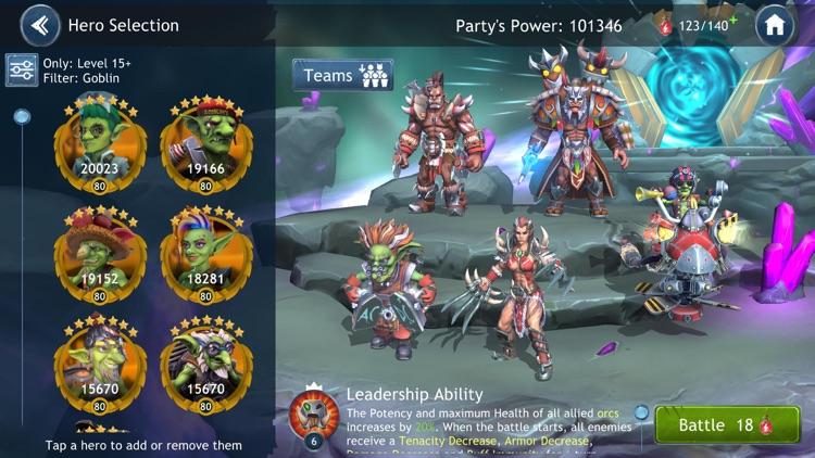 Dragon Champions screenshot-7