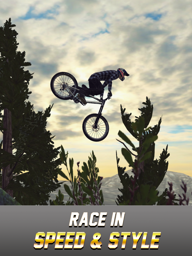 Bike Unchained 2, game for IOS