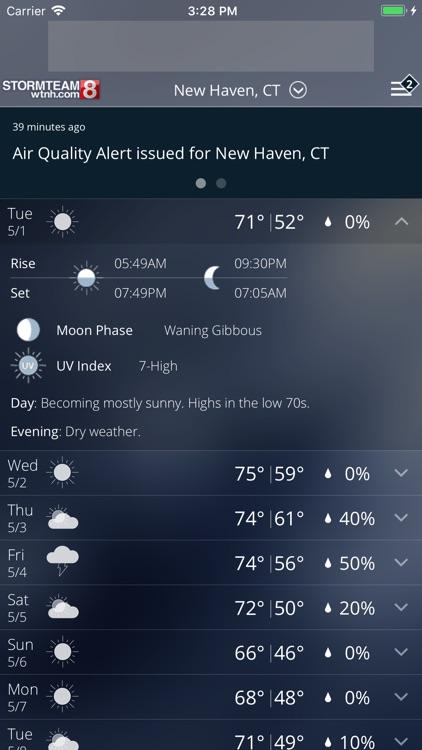 StormTeam8 - WTNH Weather