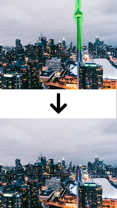 Retouch - スマートオブジェクトを削除ツールのおすすめ画像10