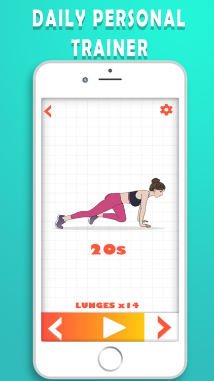 Women Workout: 30 Day Fitness