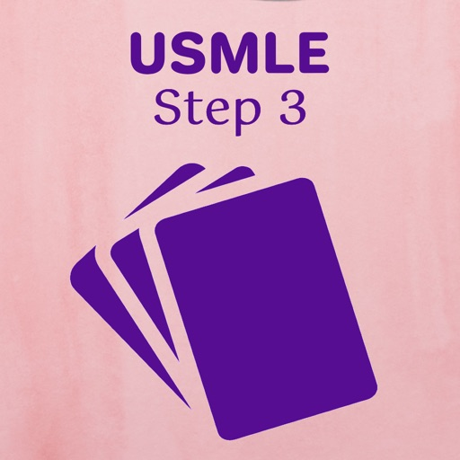 USMLE Step 3 Flashcard