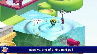 Screenshot #1 pour Wonderputt - GameClub