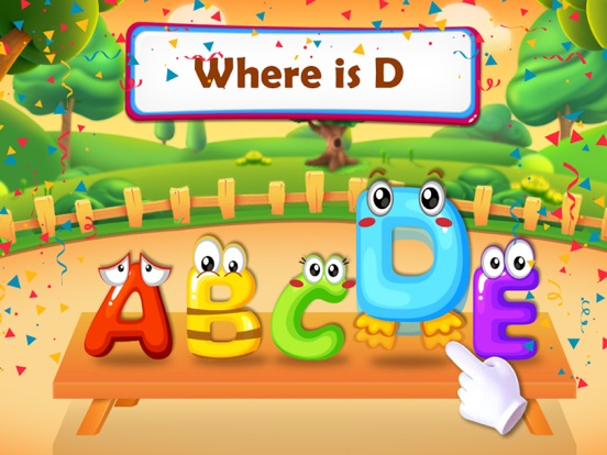 Alphabet Matching Game screenshot 5