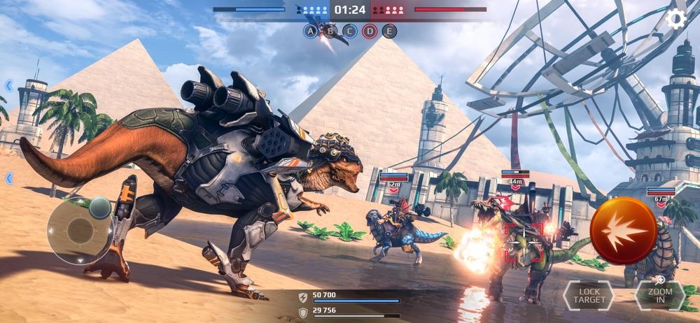 Jurassic Monster World 3D FPS hack tool