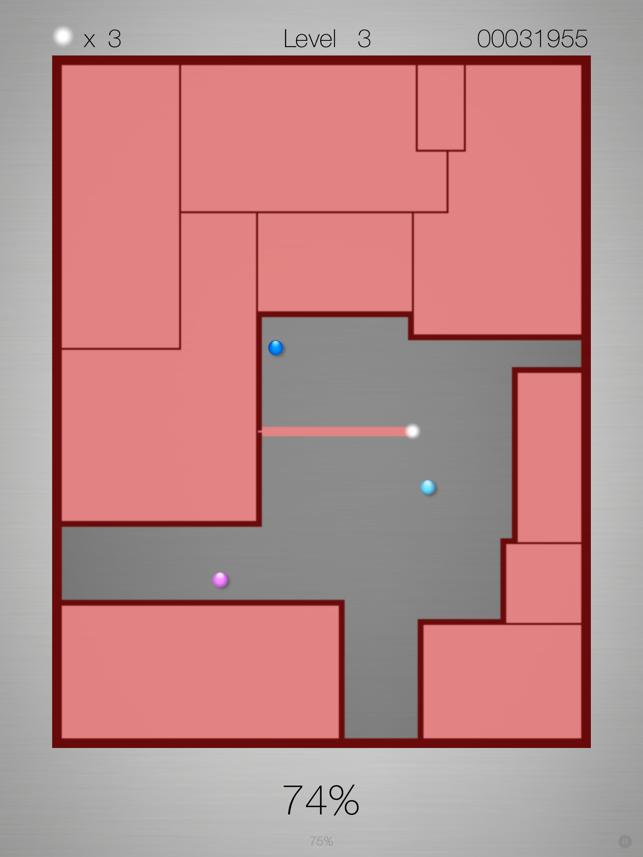 Bix Challenge, game for IOS