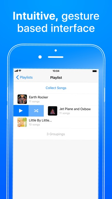 Screenshot #7 for Cs Music Player