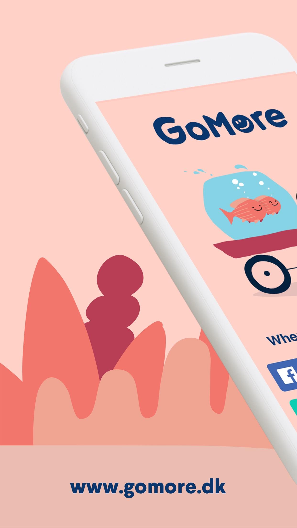 GoMore - car sharing Screenshot