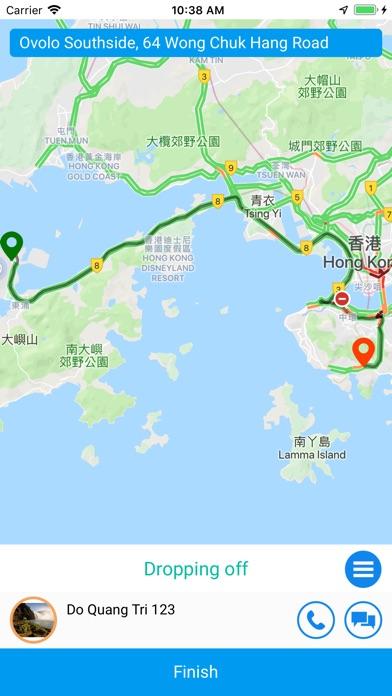 SuperCab Driver – Taxi app(HK) screenshot 4