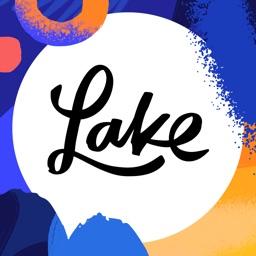 Lake: Coloring Books
