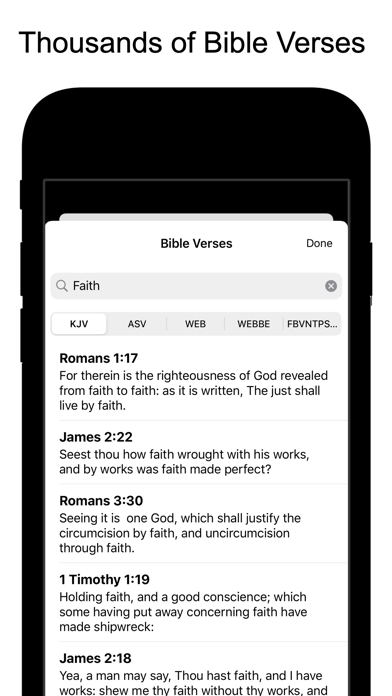 Daily - Bible Verse of the Day Screenshot
