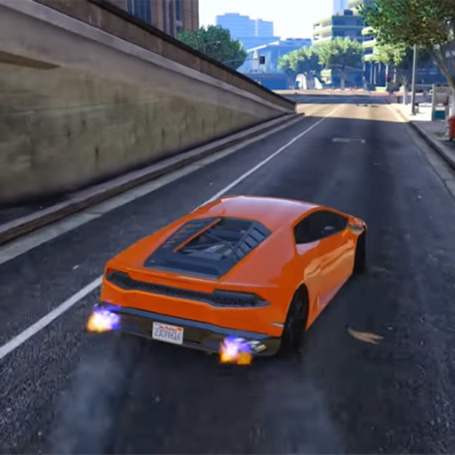 Download Sport Car Driving: City Advent free for iPhone, iPod and iPad